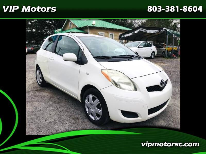 Toyota Yaris Liftback 3-Door MT 2010