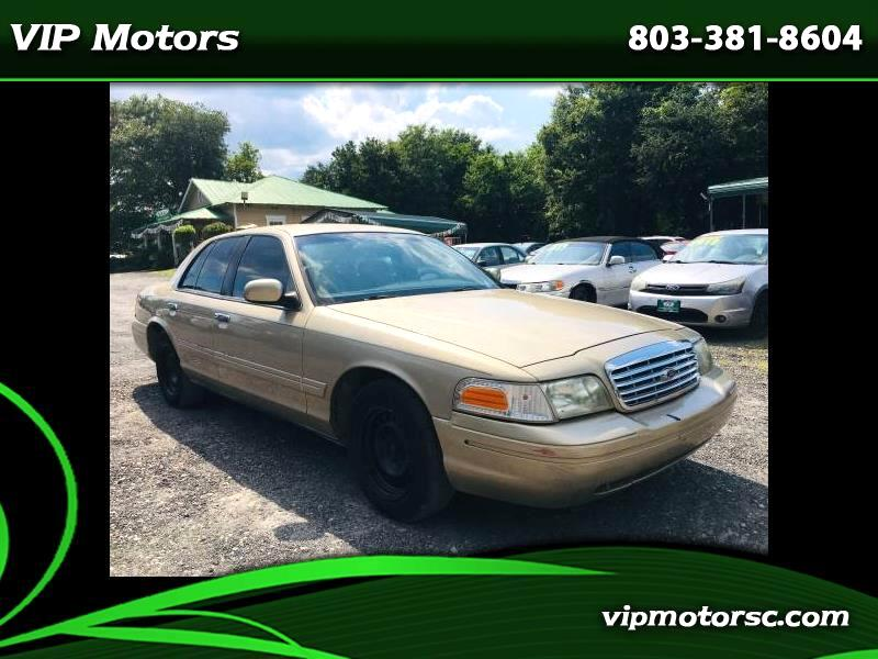 Ford Crown Victoria Base 2000