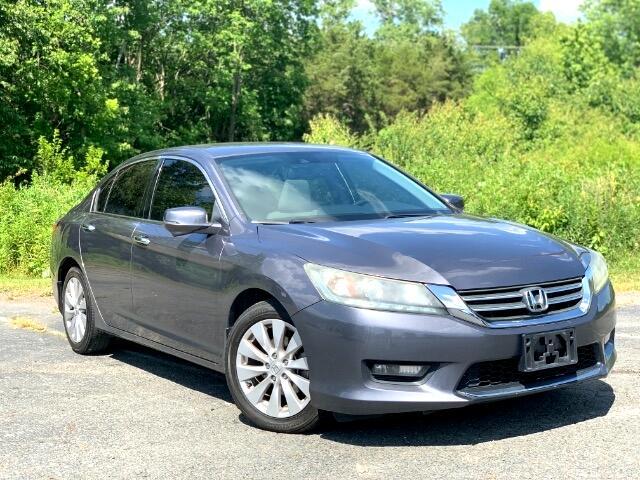 Honda Accord EX-L V6 Sedan AT with Navigation 2014