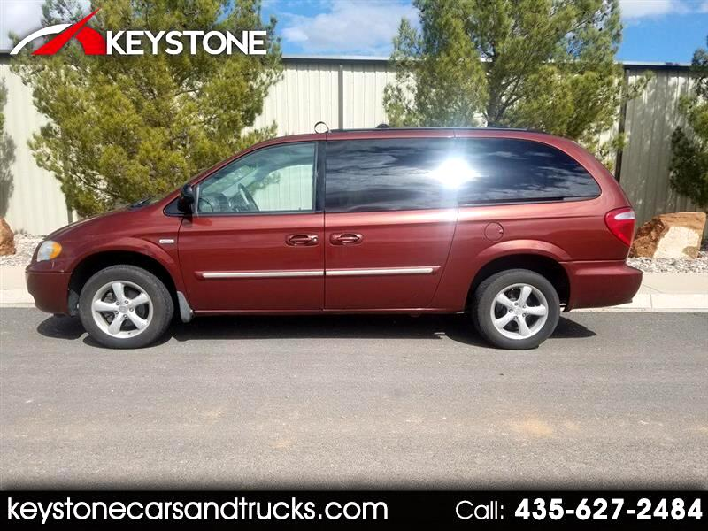 2007 Chrysler Town & Country Limited for sale VIN: 2A8GP64L77R114605