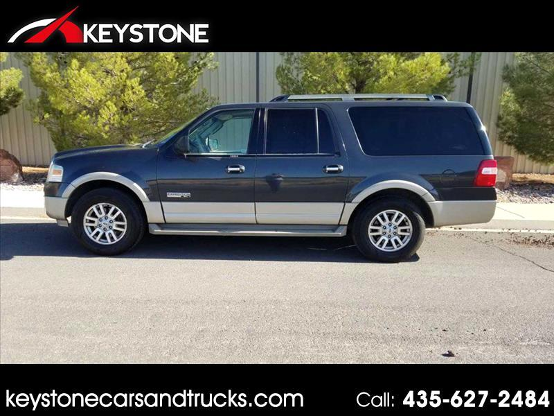 2007 Ford Expedition EL Eddie Bauer 4WD