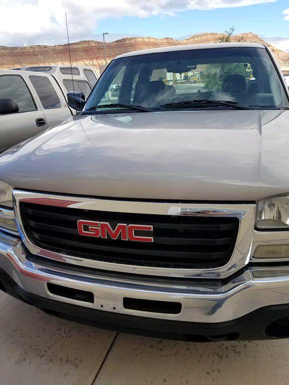 GMC Sierra 1500 SL Ext. Cab Long Bed 4WD 2006