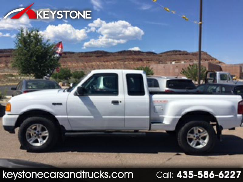 Ford Ranger XL SuperCab 4WD 2007