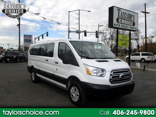 2017 Ford Transit 350 Wagon Low Roof XLT 60/40 Pass. 148-in. WB