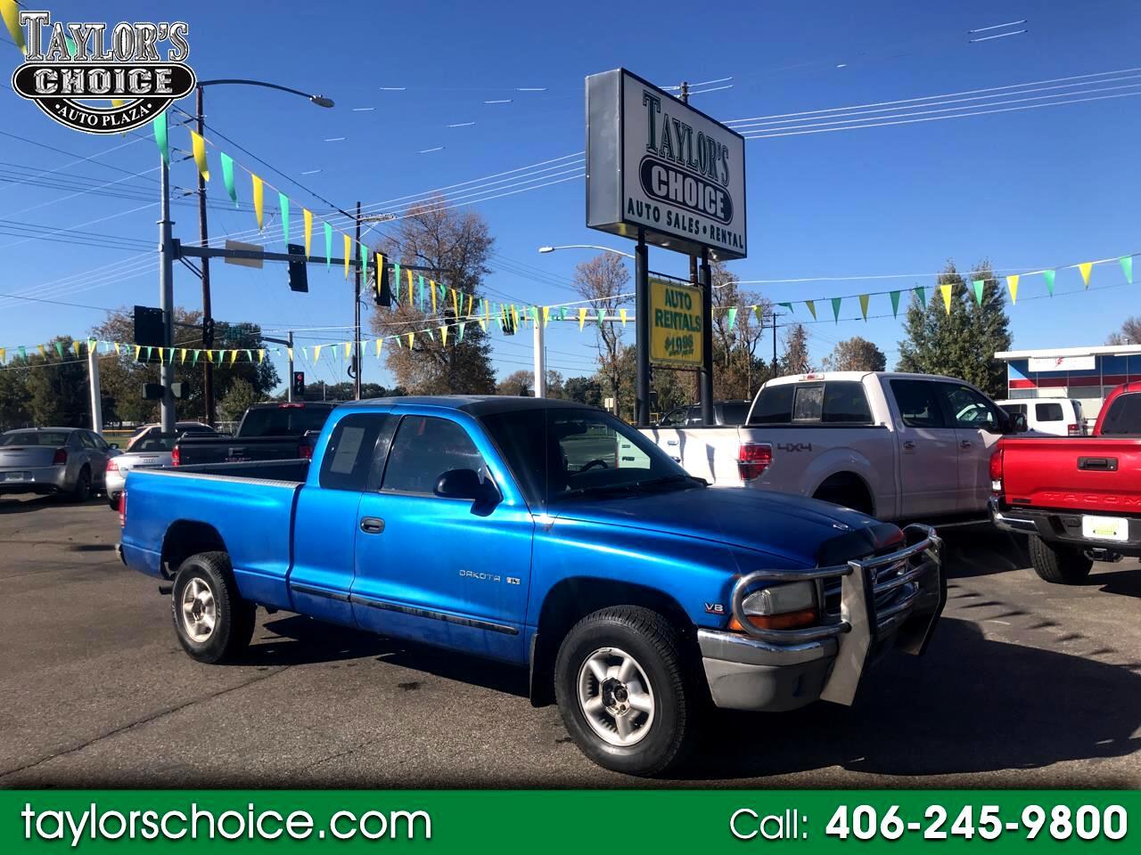 1999 Dodge Dakota Club Cab 4WD