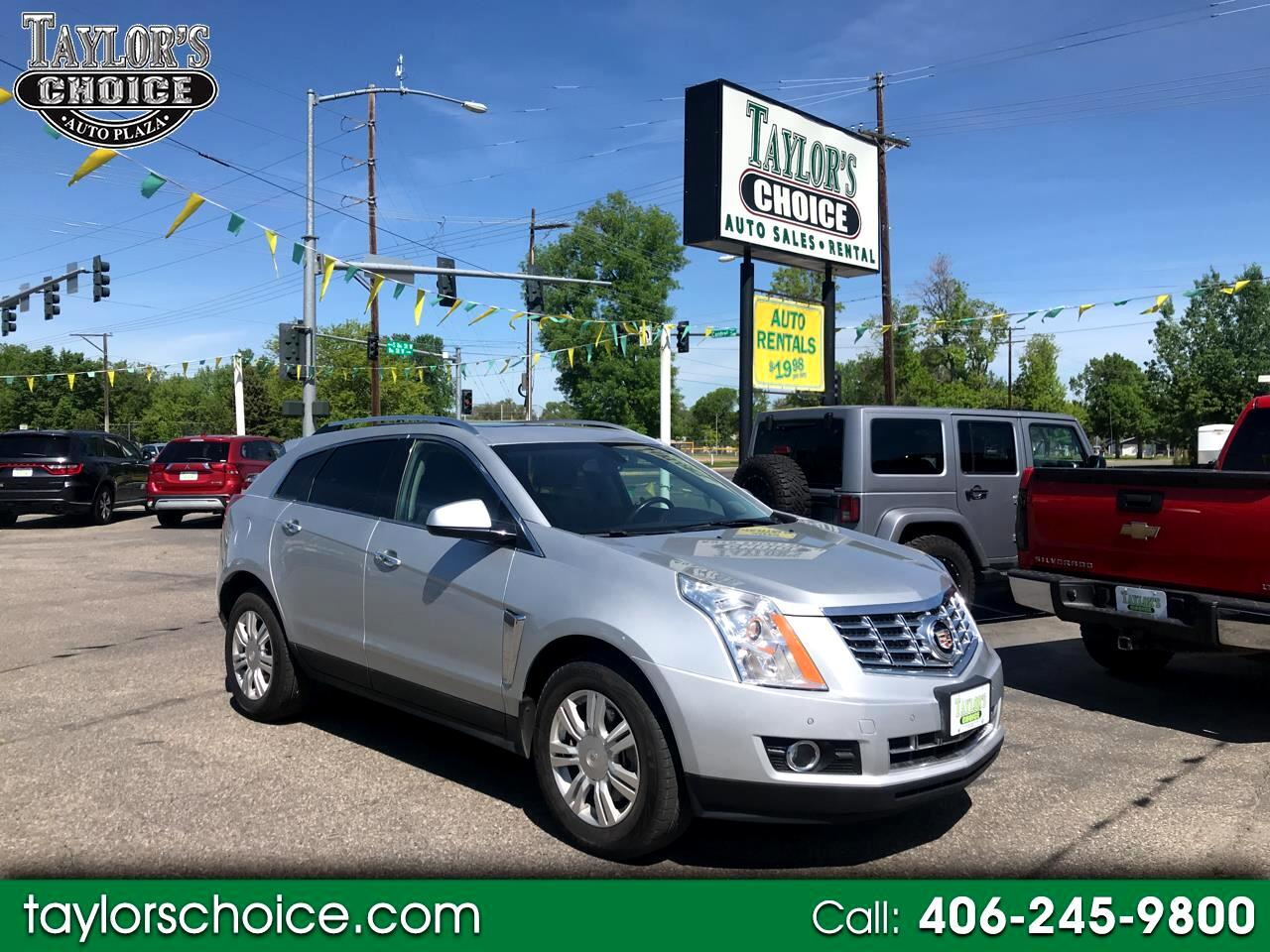 Cadillac SRX AWD 4dr Luxury Collection 2015