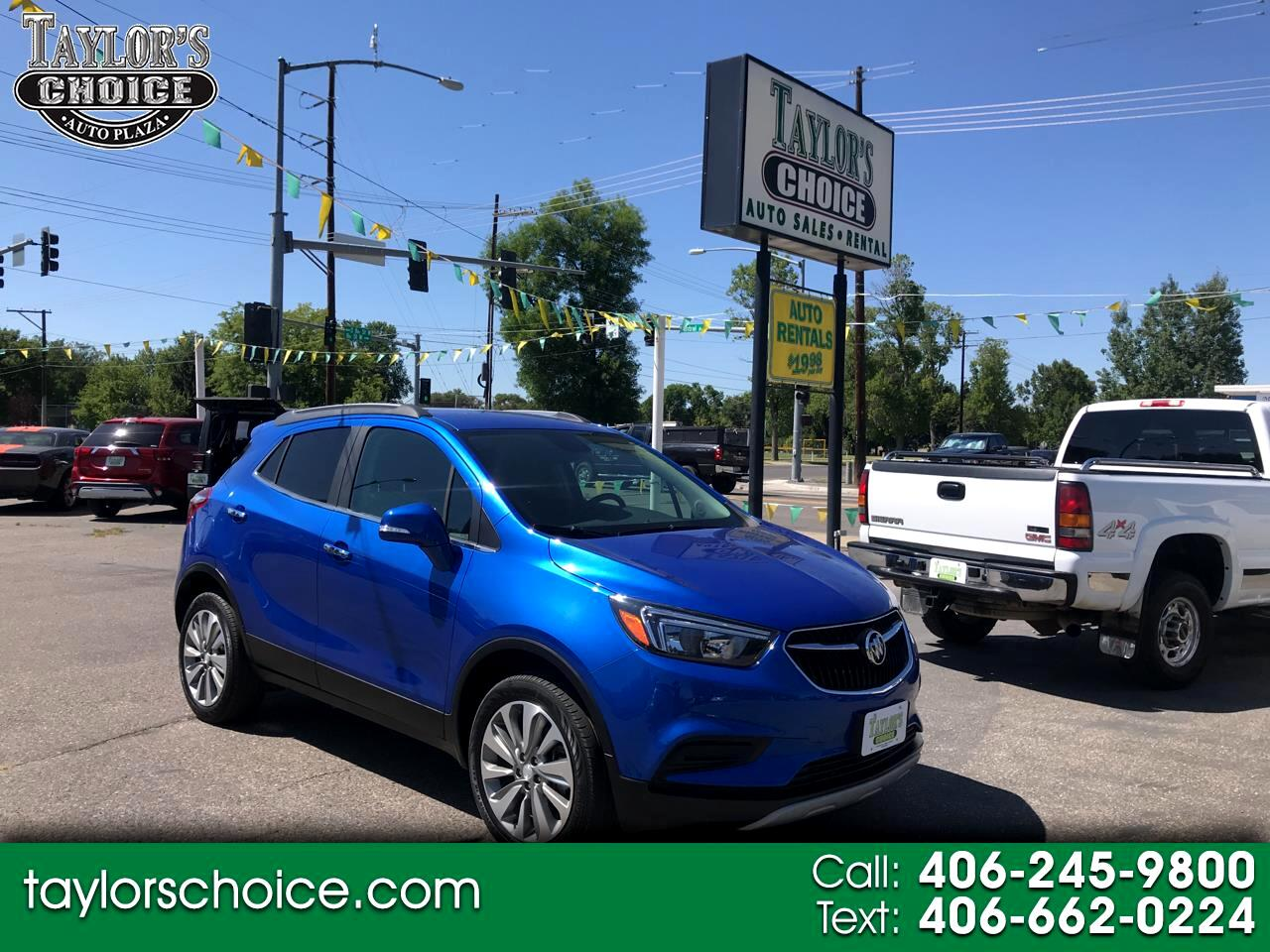 Buick Encore AWD 4dr Preferred 2017