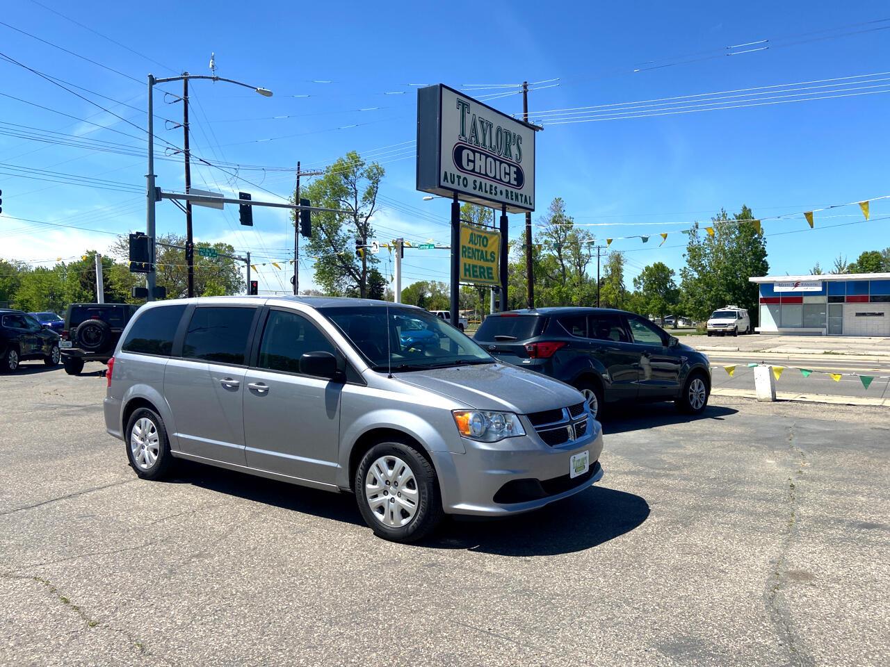 Dodge Grand Caravan SE Wagon 2018
