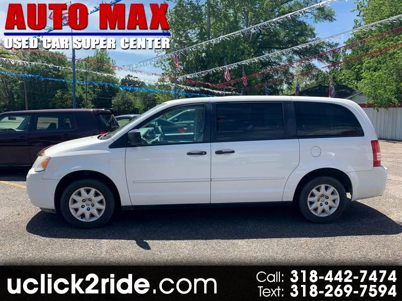 2008 Chrysler Town & Country SWB 4dr