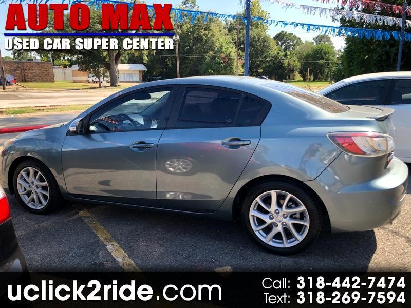 Mazda MAZDA3 s Grand Touring 4-Door 2012