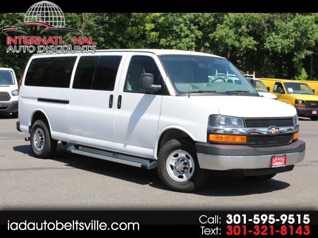2015 Chevrolet Express LT 3500 RDLX