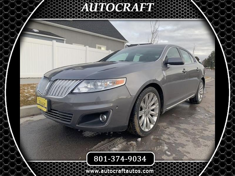 2012 Lincoln MKS 3.5L with EcoBoost AWD