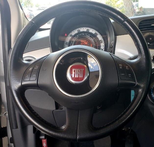 2013 Fiat 500 Pop Hatchback