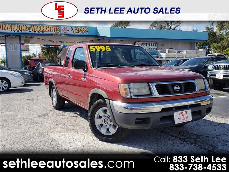 2000 Nissan Frontier XE King Cab 2WD