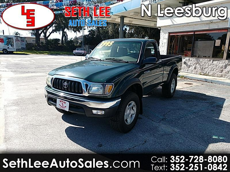 2003 Toyota Tacoma PreRunner 2WD