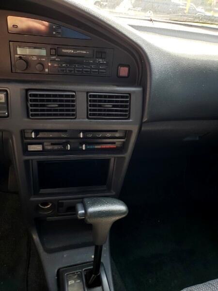 1988 Toyota Corolla DLX