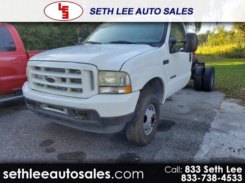 2001 Ford F-350 SD XL 4WD DRW