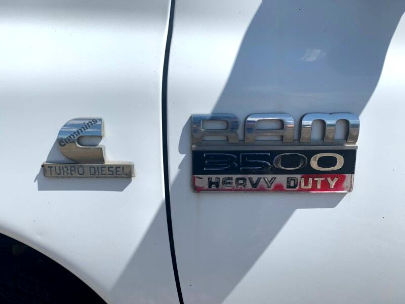 2007 Dodge Ram 3500 Regular Cab 2WD