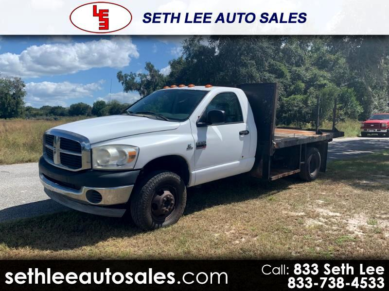 Dodge Ram 3500 Regular Cab 2WD 2007