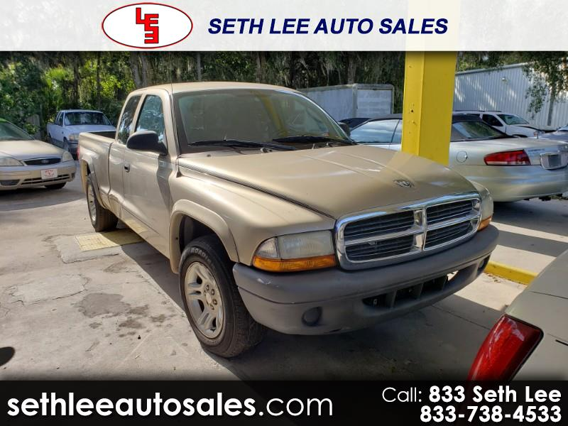 2004 Dodge Dakota Club Cab 2WD