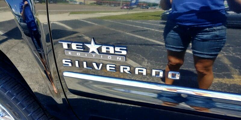 2010 Chevrolet Silverado 1500 LT1 Crew Cab 2WD
