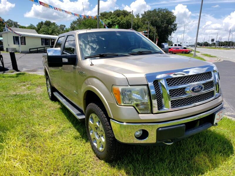 2011 Ford F-150 4WD SuperCrew 139