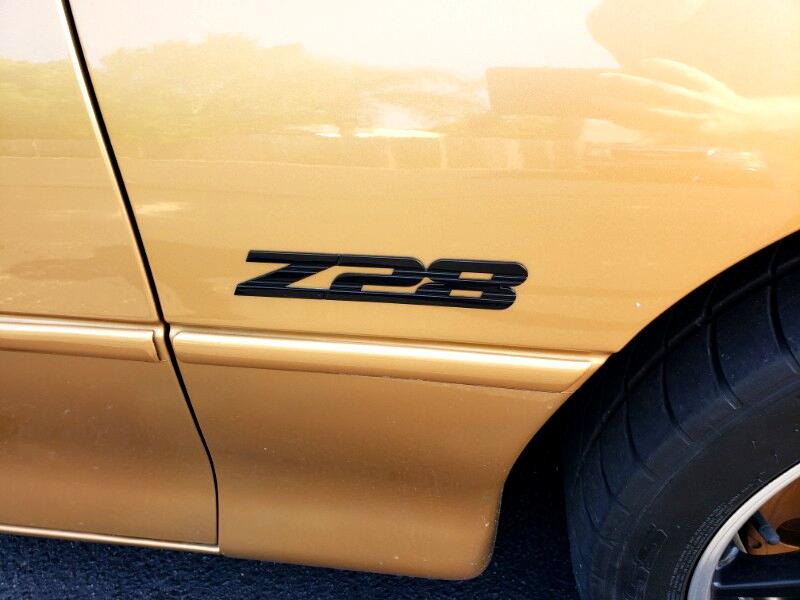 1998 Chevrolet Camaro Z28 Coupe