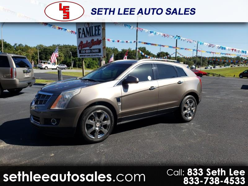 Cadillac SRX Premium Collection 2011