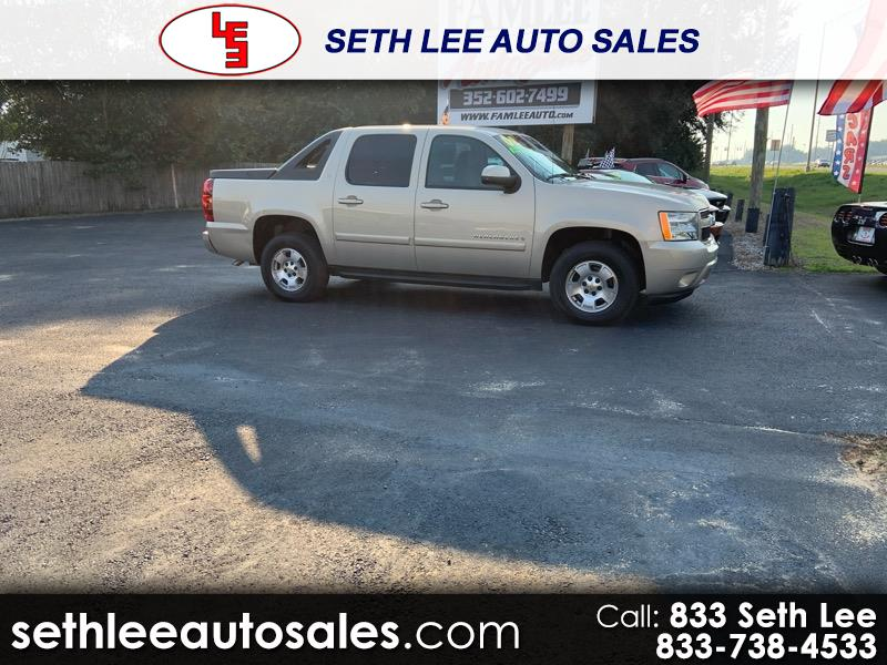 Chevrolet Avalanche LS 2WD 2008