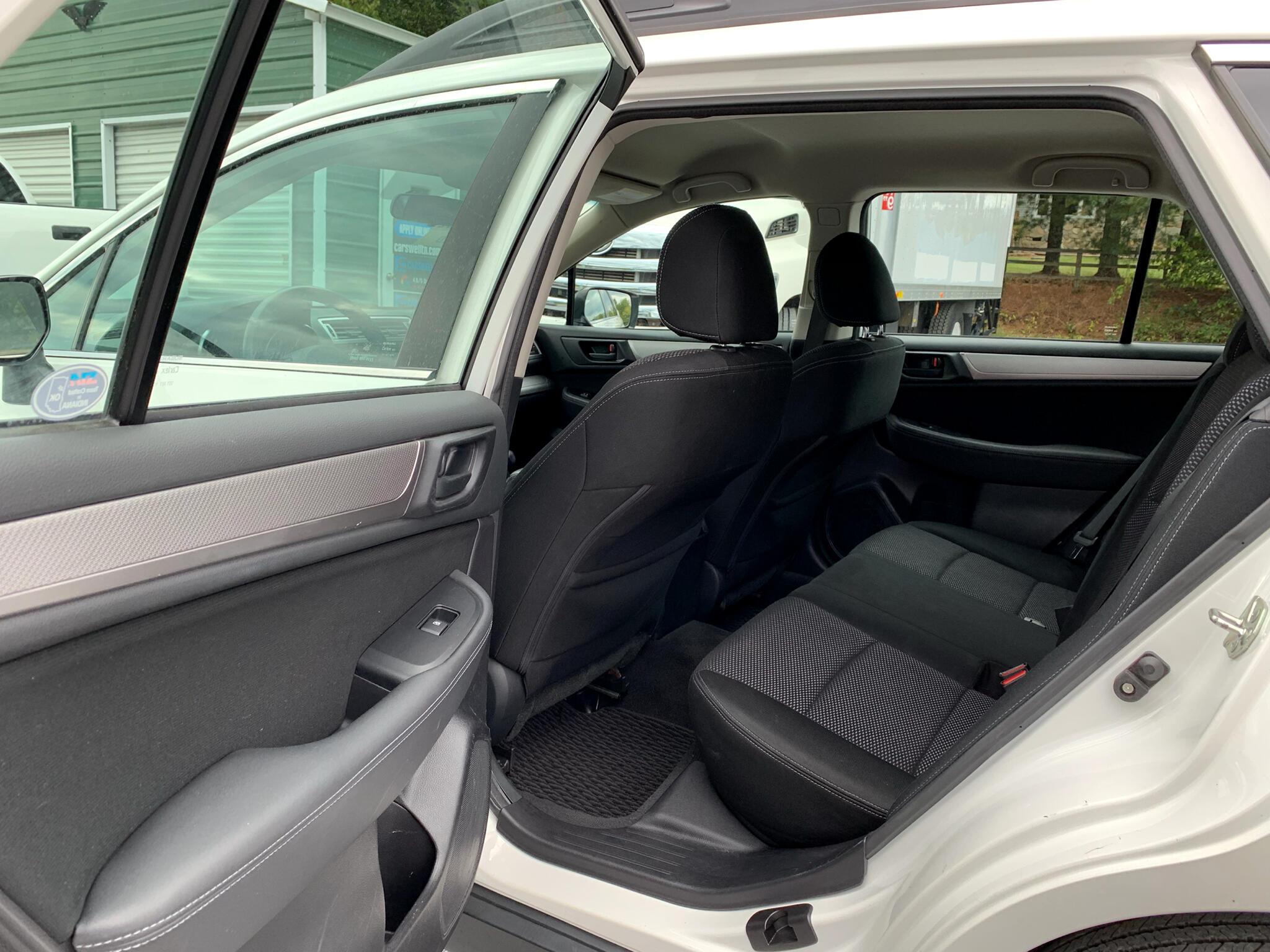 2016 Subaru Outback 4dr Wgn 2.5i PZEV