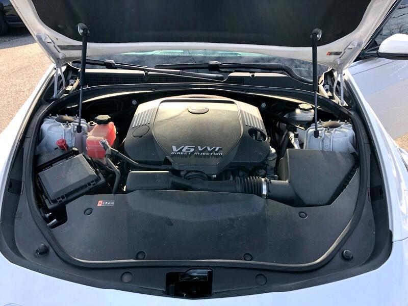 2015 Cadillac CTS 3.6L Luxury RWD