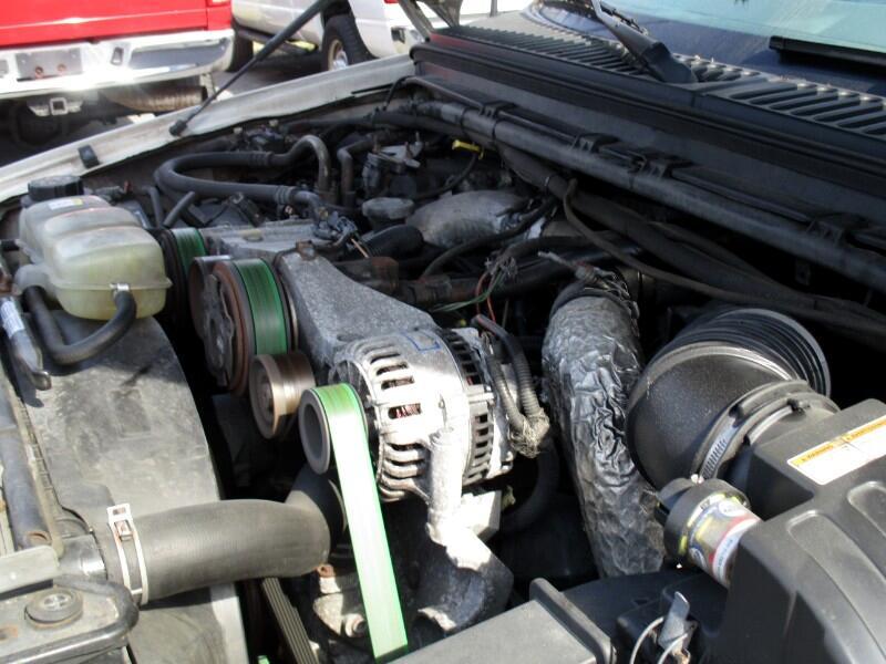 2002 Ford F-550 BOOM LIFT BUCKET TRUCK