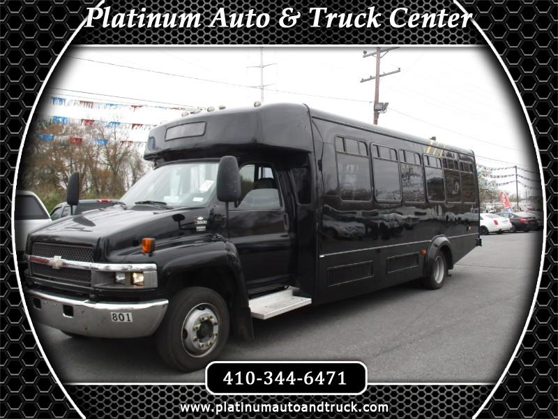 2006 Chevrolet C5V042 SHUTTLE BUS