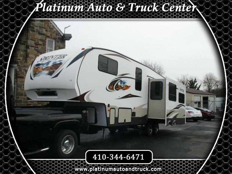 2013 Keystone Sprinter COPPER CANYON 269FWRLS
