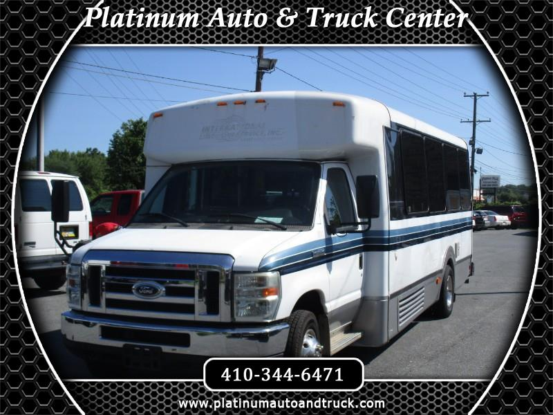 2009 Ford Econoline E450 SHUTTLE BUS