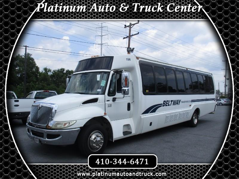 2007 International 3200 SHUTTLE BUS