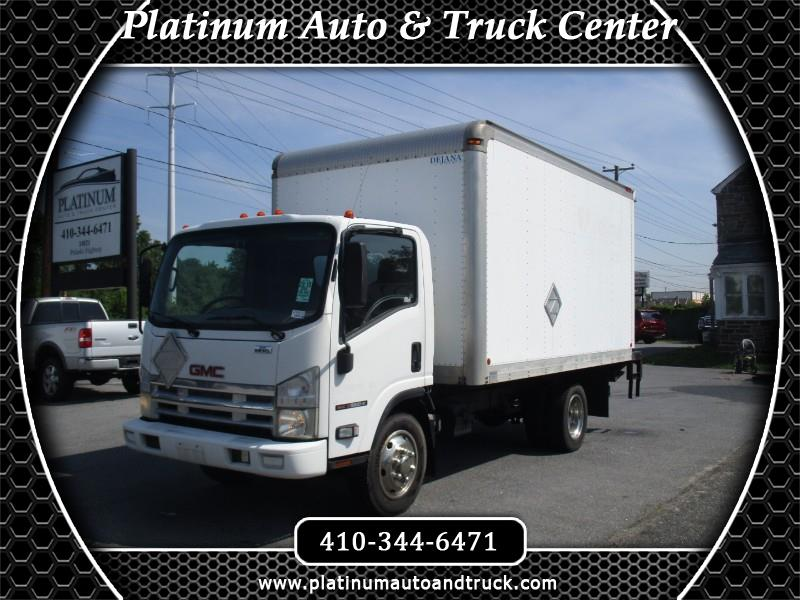 2008 GMC W5500-HD CABOVER BOX TRUCK