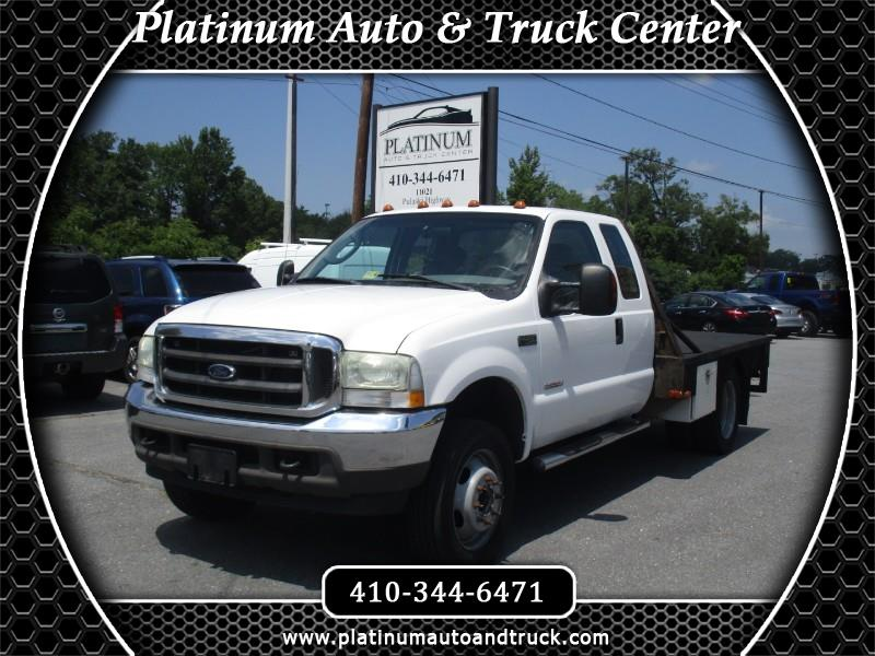 2004 Ford F-450 SD SuperCab 4WD DRW