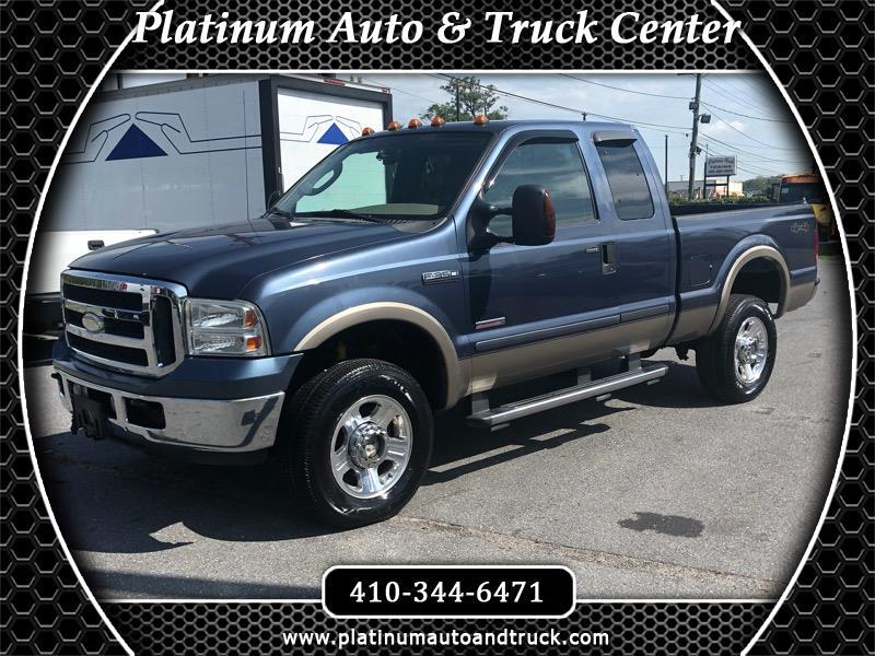 2006 Ford F-350 SD XLT SuperCab Long Bed 4WD