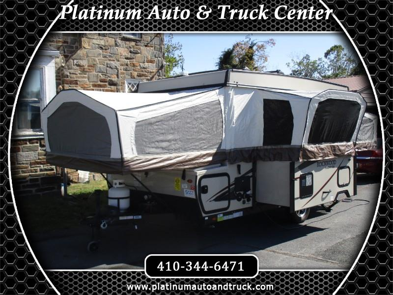 2018 Rockwood 2511SB premier 2514g pop up camper