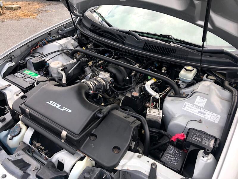 2002 Chevrolet Camaro Z28 SS