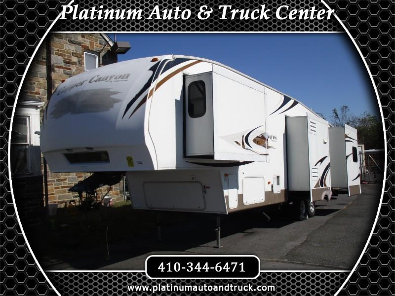 2008 Keystone Copper-Canyon 360RLS