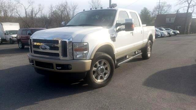 Ford F-350 SD XLT Crew Cab Long Bed 4WD 2009