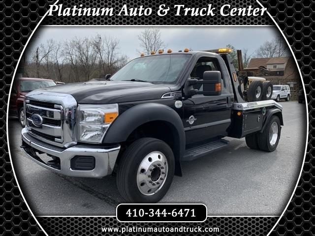 Ford F-450 SD Regular Cab DRW 2WD 2016