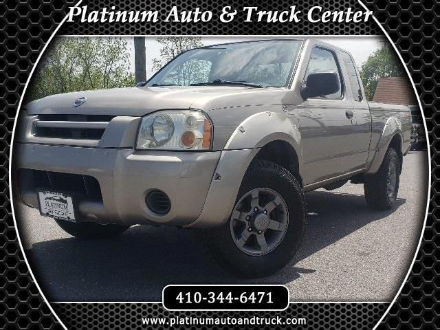 Nissan Frontier XE-V6 King Cab 4WD 2003