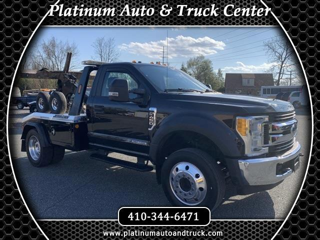 Ford F-450 SD Regular Cab DRW 2WD 2017
