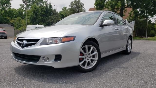Acura TSX 5-speed AT 2006