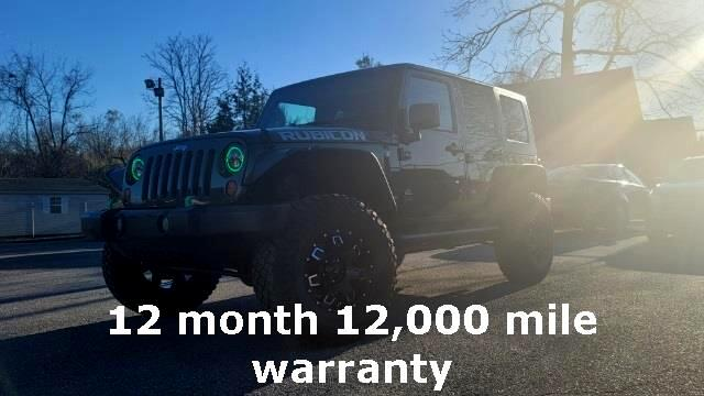 Jeep Wrangler Unlimited Rubicon 2008