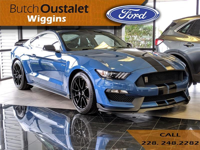 Ford Shelby GT350  2020