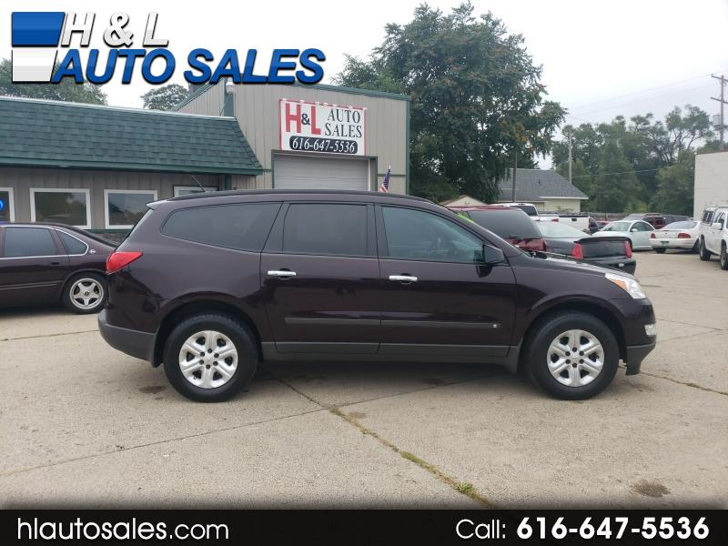 2010 Chevrolet Traverse LS FWD